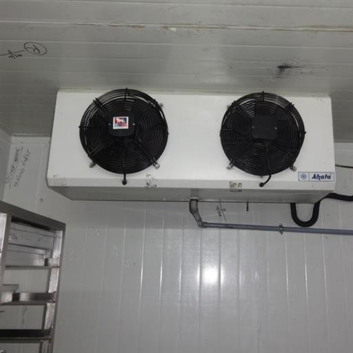 "Evaporator Unit for Cold Room 18""X2 fan"