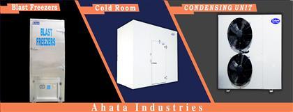 Ahata Industries - Freezer Room