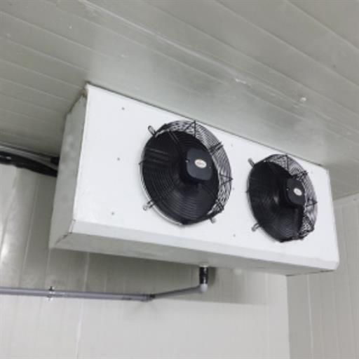 "Evaporator Unit for Freezer Room 12""X02 Fan"