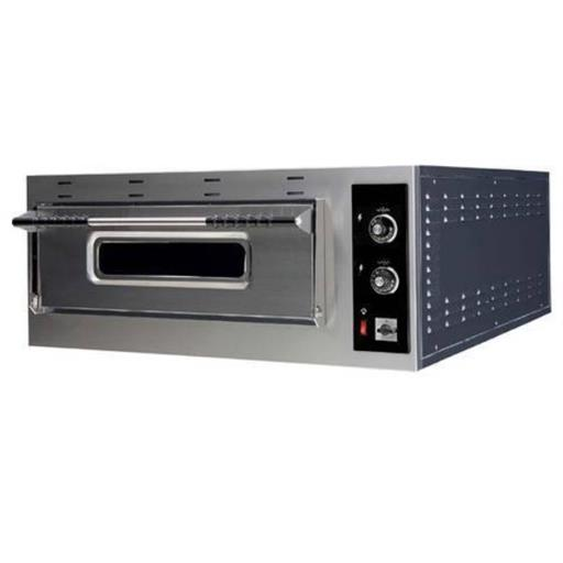 Pizza Oven, Capacity
