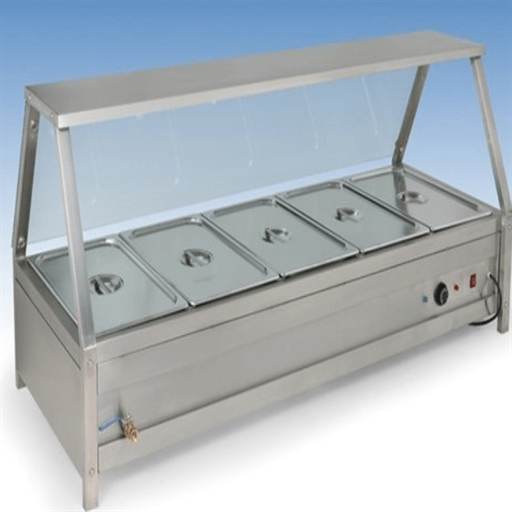 Bain Marie Table Top (Hot)