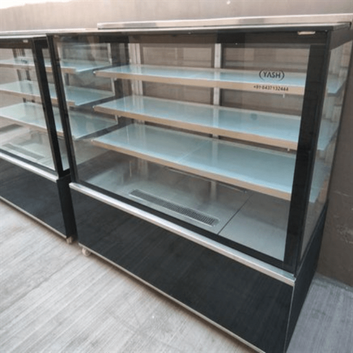 Air Cooling Display Counter (3 Shelves)