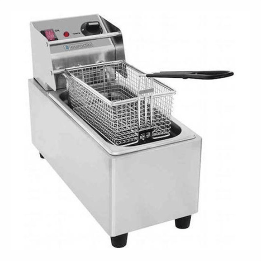 Electric Deep Fryer, Capacity: 8-10 L, 1800 W