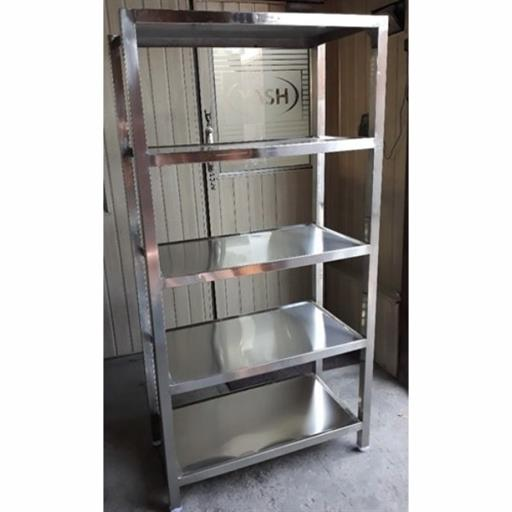 Five Shelves Steel Rack