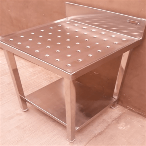 Perforated Table