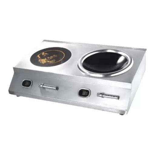 SKEPL-ZOTPP Induction Cooktop  (Silver, Push Button)
