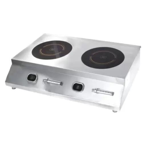 SKEPL- ZOTPT-S Induction Cooktop  (Silver, Push Button)