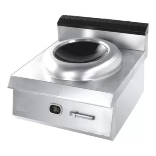 Induction Cooktop  (Silver, Push Button)