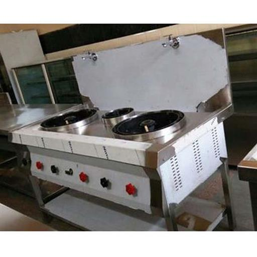 Chinese Commercial Gas Stove