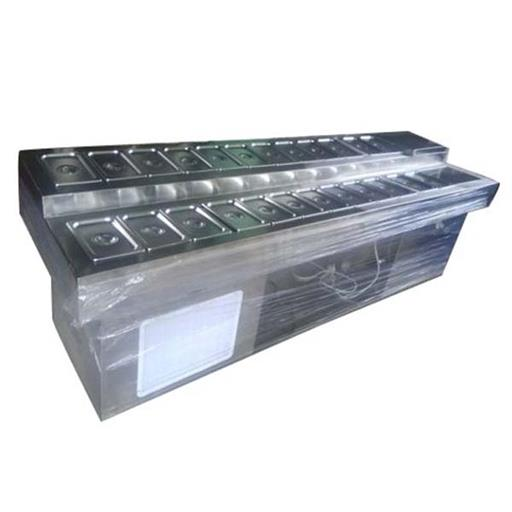 Silver Commercial Bain Marie