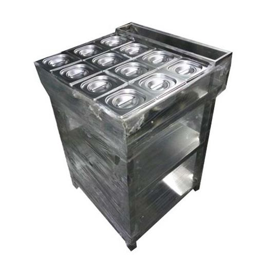 Stainless Steel Bain Marie Cooking Equipment
