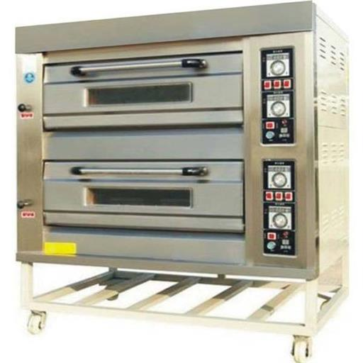 Automatic Double Deck Oven