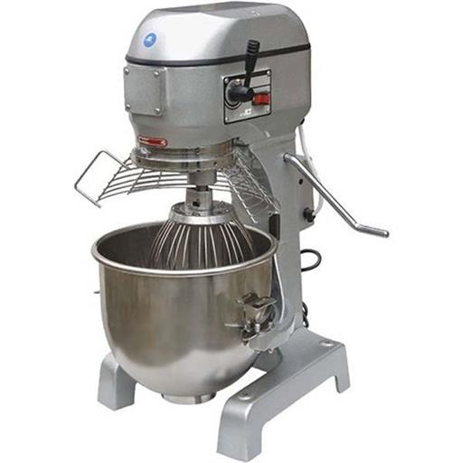 Stainless Steel 50 Hz 20 Liter Planetary Mixer
