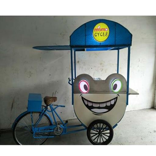 Fast Food Cycle Cart