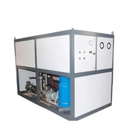 Industrial Chiller Plant for Milk & Water