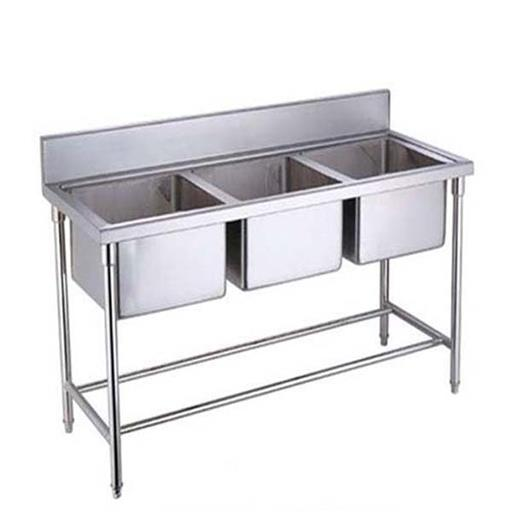 Stainless Steel Commercial Sink Table