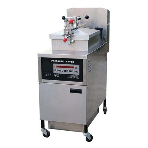 Gas Pressure Fryer Machine