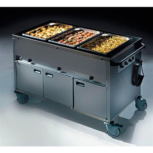 Electric Bain Marie, For Domestic And Restaurant