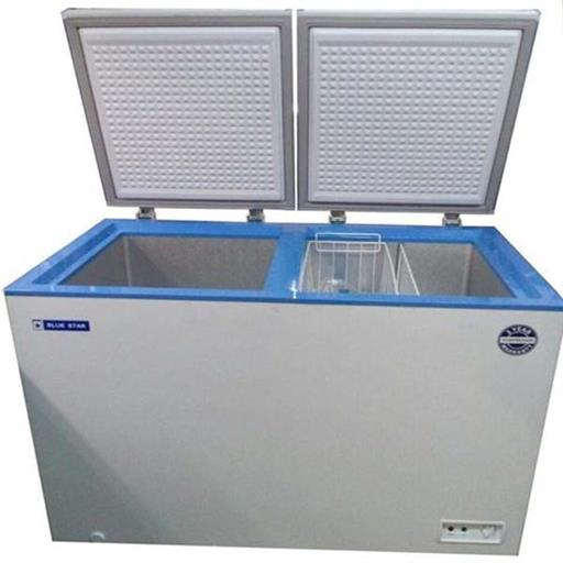 Double Door 300L Deep Freezer