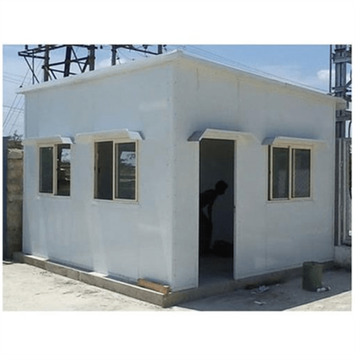Prefabricated PUF Insulated Cabin