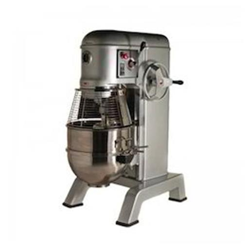Stainless Steel 60 Litre Planetary Mixer