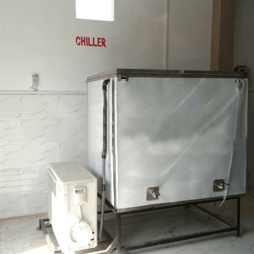 Stainless Steel Chiller