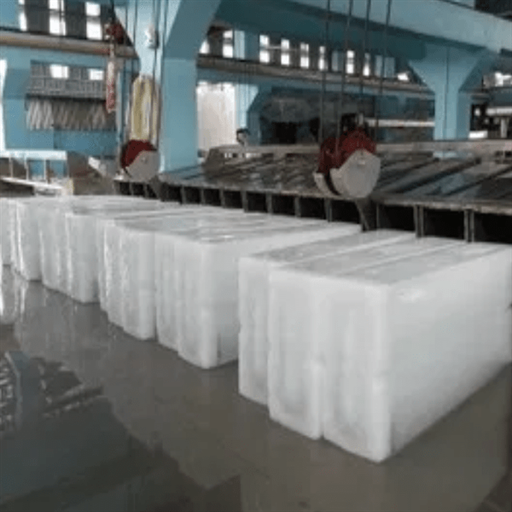 Block Ice Plant, Ice Making Machine