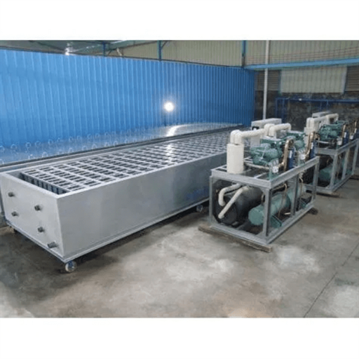 Refrigeration plants, Block Ice Plant, Ice Making Plant