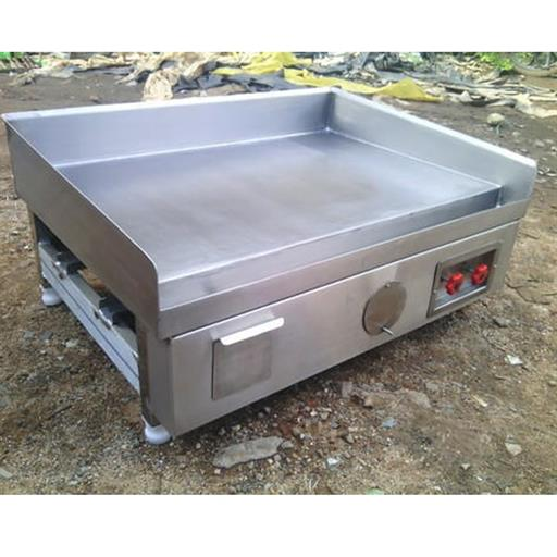 Stainless Steel Table Top Dosa Tawa Gas Model