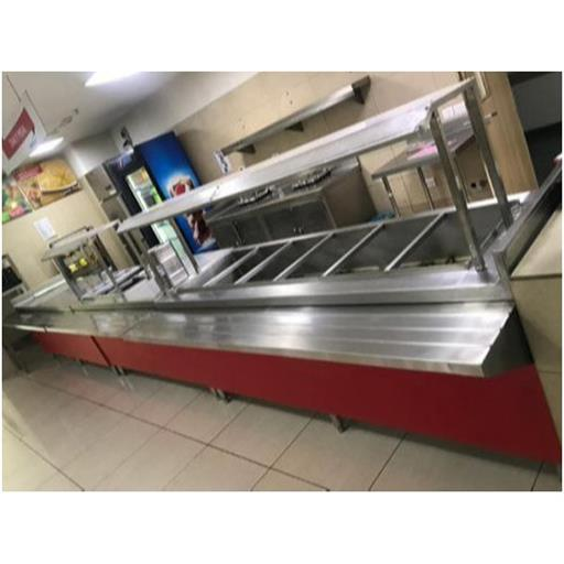 Stainless Steel Hot Bain Marie, 220 V, for Hotel