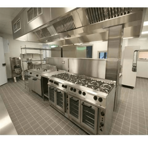 Hotel Kitchen Setup Restaurant