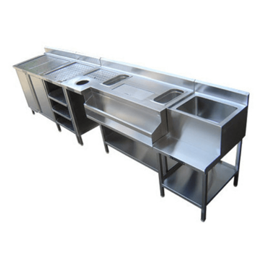 Bar / buffet counter