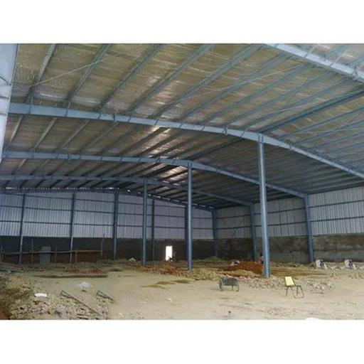 Steel Modular Industrial Pre Engineered Building