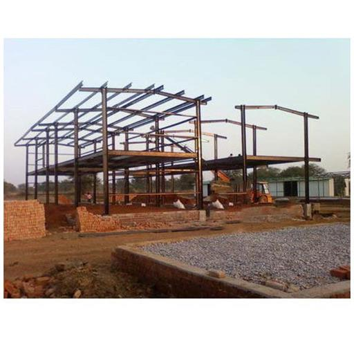 Prefab Hot Rolled Pre Engineered Steel Building