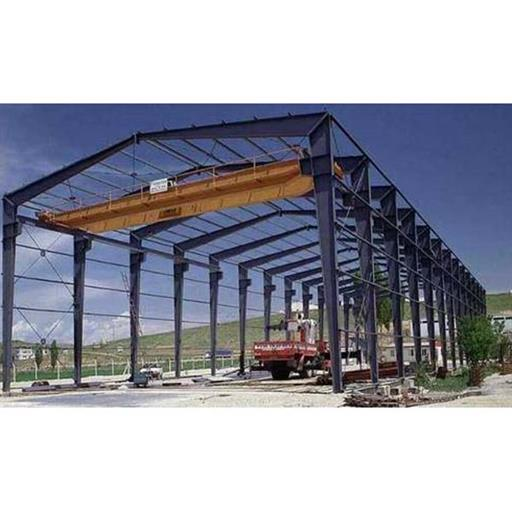 Mild Steel Modular Pre Engineered Building Structure