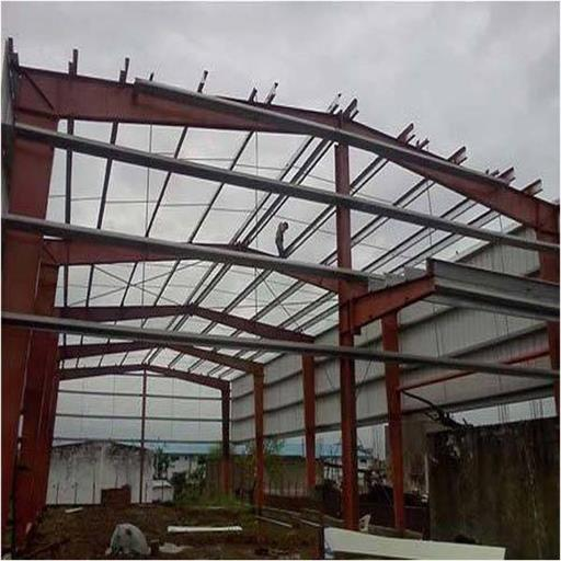 Steel Prefab Pre Engineered Building
