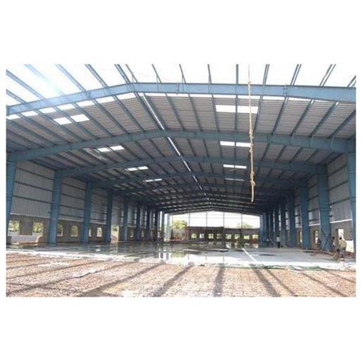 Prefab MS Prefabricated Factory Shed