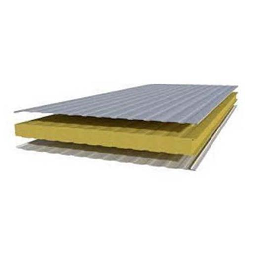 Sandwich PUF Panel, Dimensions: 1000 x 2000 mm