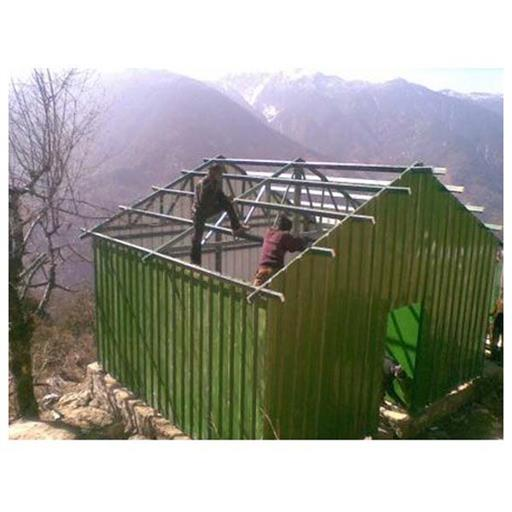 Steel Prefabricated Shelter