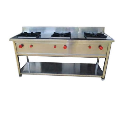 SS Three Cooking Range