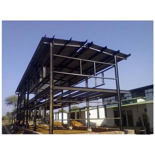 Modular Hot Rolled Prefabricated Metal Building