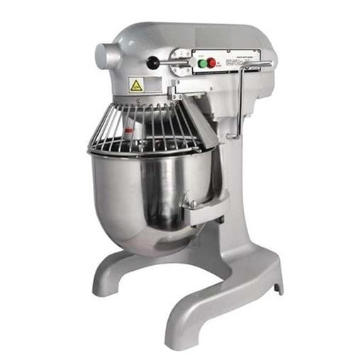 Stainless Steel Silver Planetary Mixer