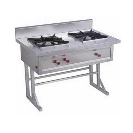Stainless Steel Cooking Range