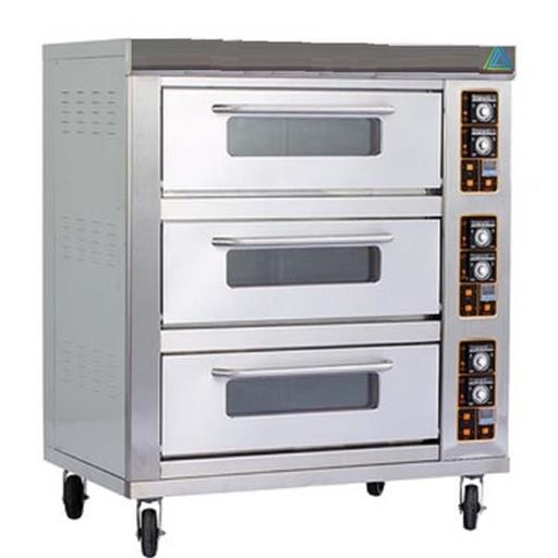 Commercial Electric Deck Oven