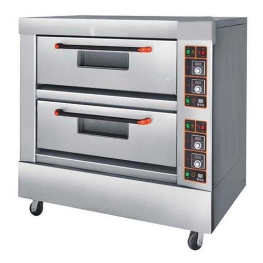 Double Gas Deck Oven