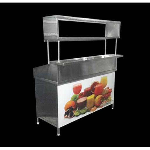 Stainless Steel SKCE SS Juice Counter