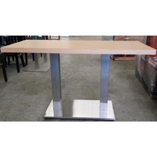 Cafeteria table stand