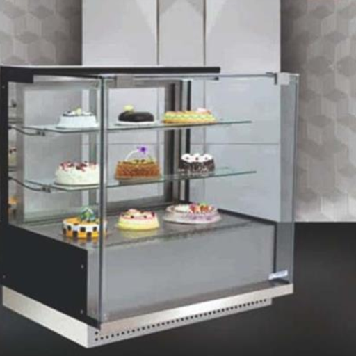 Bakery Display Counter CASTOR