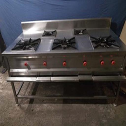 Five Burner Stove