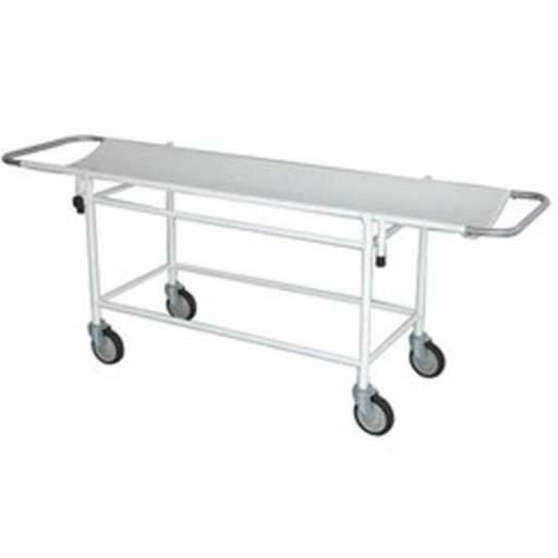 Hospital Stainless Steel Stretcher Trolley